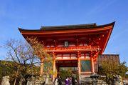 [京都景點] 天氣不似預期的世界文化遺產之旅 清水寺與金閣寺