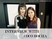 【專訪】▌ 專訪超級模特兒 Coco Rocha ♥ Interview with Coco Rocha ▌...