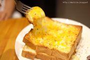 [沙田。食]*Tom N Toms 香港店。蒜泥奶油吐司好好吃!