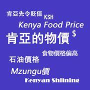 肯亞的物價水平