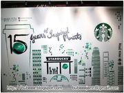 【活動】▌ Starbucks Hong Kong 香港星巴克 15 周年慶祝活動 ♥ 15 周年...