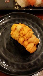 真味日本料理 海膽壽司 刺身 甜蝦 日式料理 炒飯