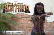【電影資訊】The Walking Dead 中的Michonne 將會演出Marvel 新片《Black...