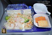 飛行體驗 - 曼谷航空 曼谷到龍坡邦 (經濟艙)