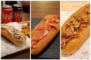 龍蝦包Lobster Central 新店推惹味小吃 蟹肉 帶子牛肋骨包