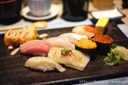[沙田。食]*穴 Yaki ANA。二訪。特上壽司!