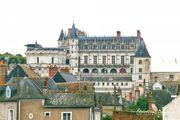 ■ 法國中部昂布瓦斯Amboise城堡