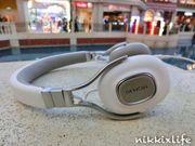 【GADGET】天龍便攜式頭戴耳機:時尚和音感並重。