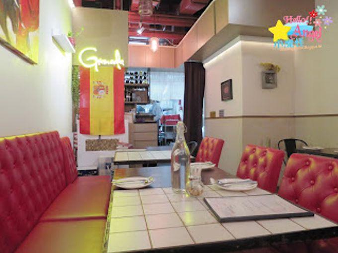 【食 ❤ 元朗】隱藏於住宅區的西班牙菜 ◕‿◕ 元朗區內的Granada ♪゚