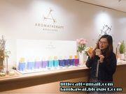 ✲゚*:₀。Pop Up Store ✲ 身心靈平衡吧 ✲ Aromatherapy Associate...