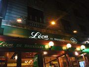 巴黎。平民價格就吃得到的青口鍋 - Leon de Bruxelles