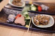 [尖沙咀。食]*黑木,串燒omakase!