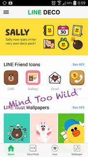 【好APP分享】Line Deco 打造可愛獨特個性手機icon