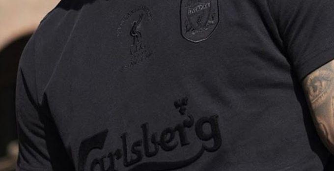 利物浦2005年伊斯坦布爾之夜經典球衣黑魂復刻