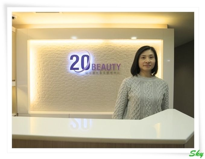 除去髮鬢多餘毛髮 - 20 Beauty 激光脫毛療程