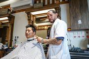 Joker's Barbershop & Grooming 專業型格理髮鋪 澳門特色小店