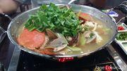 【飲食】舊區土瓜灣美食|打邊爐海鮮火鍋燒烤店|新鮮足料