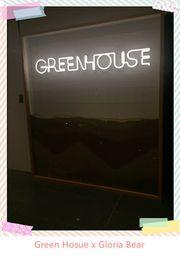★ 室內綠色小屋 - Green Hosue