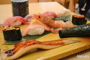 【日本。東京】平價抵食超人氣梅丘の美登利壽司店