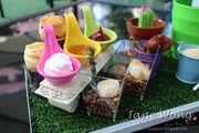 【飲食】紅磡 ● 逸·酒店 x Hahahaflorist ● 色彩花藝下午茶