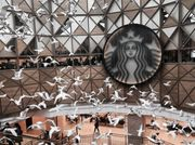 【韓國旅行】首爾最靚Starbucks 充滿藝術氣氛的咖啡店