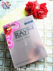 ☆讓肌膚保持水潤年輕。莎莎全球獨家首發妝蕾®RAY 玫瑰純露野麥仁面膜★