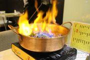 【飲食】佐敦|雞煲? OUT喇|食火焰醉鵝火鍋啦