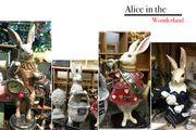復古家居飾品 ♥ 大阪心齋橋隱世 Vintage Garden 進入愛麗絲夢遊仙境 ......