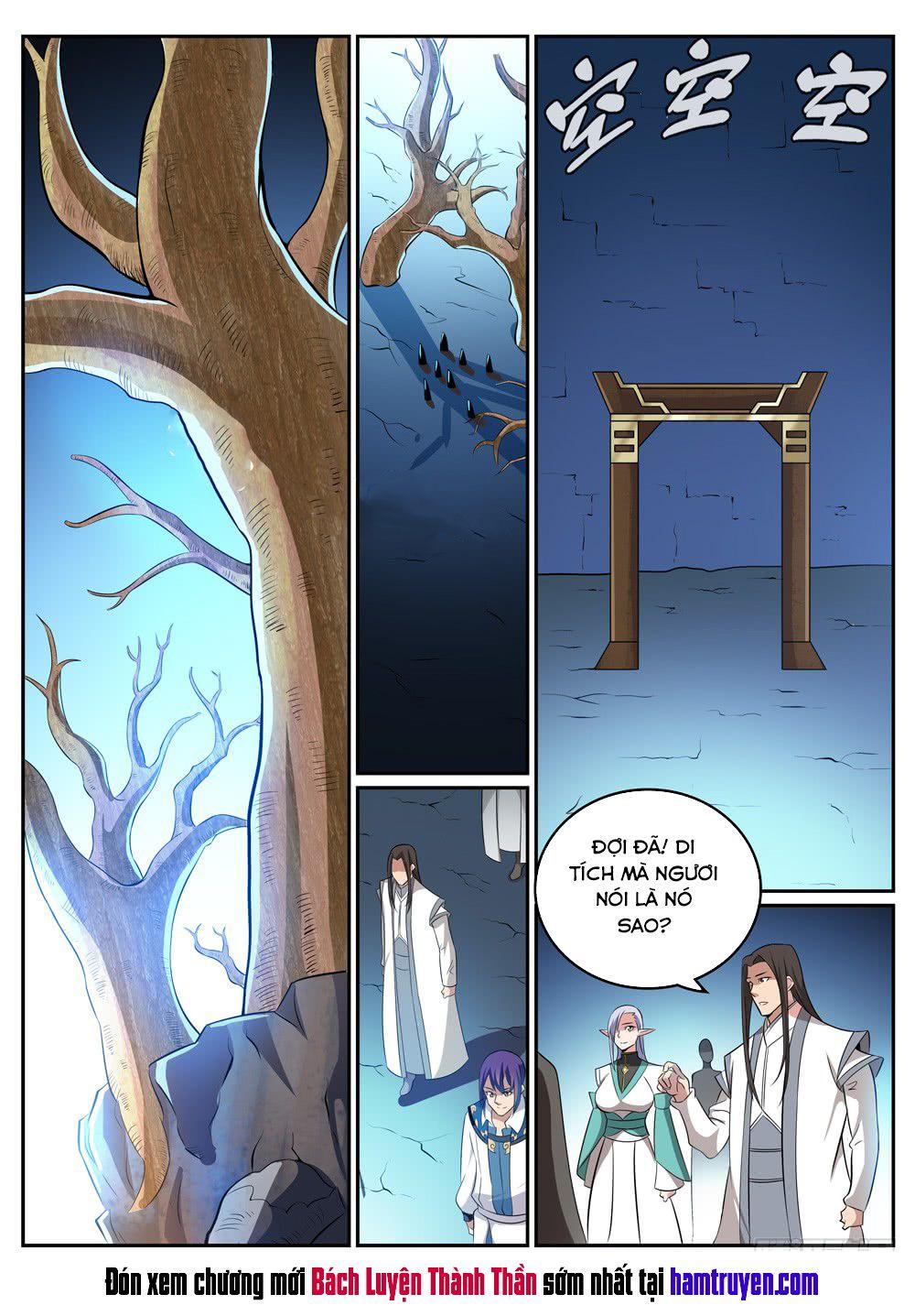 Bách Luyện Thành Thần - Chap 284