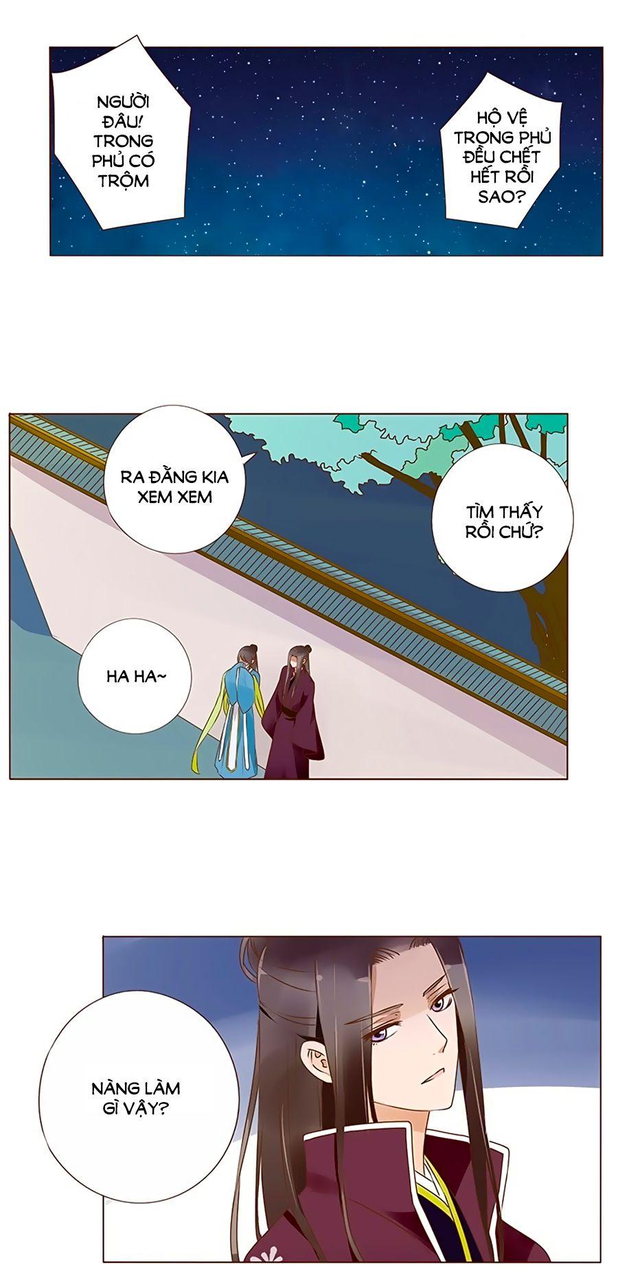 Đế Vương Trắc_Chap 98