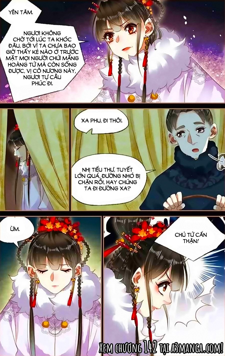 Thần Y Đích Nữ – Chap 141