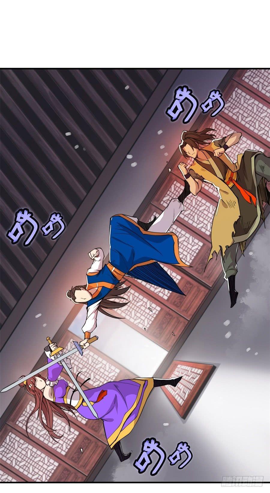 Cuộc Sống Thoái Ẩn Của Võ Lâm Chi Vương - Chap 22