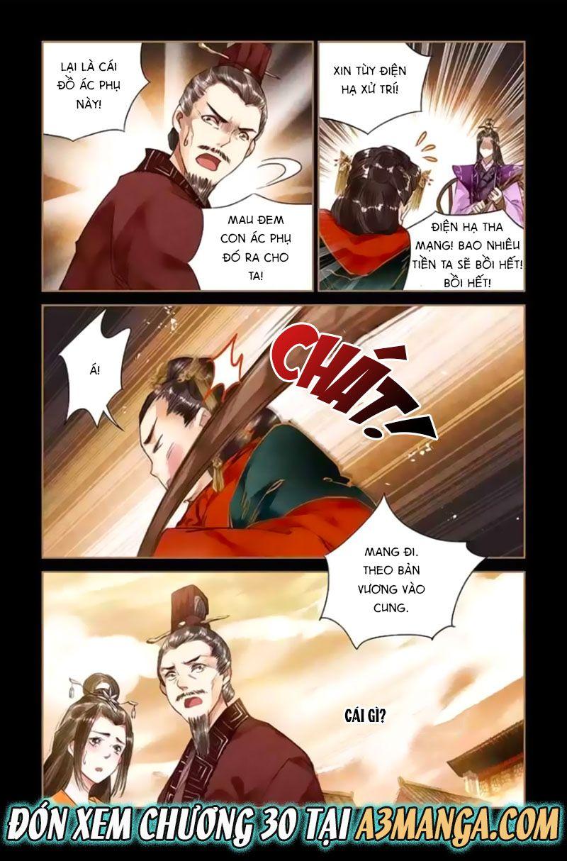 Thần Y Đích Nữ Chap 29