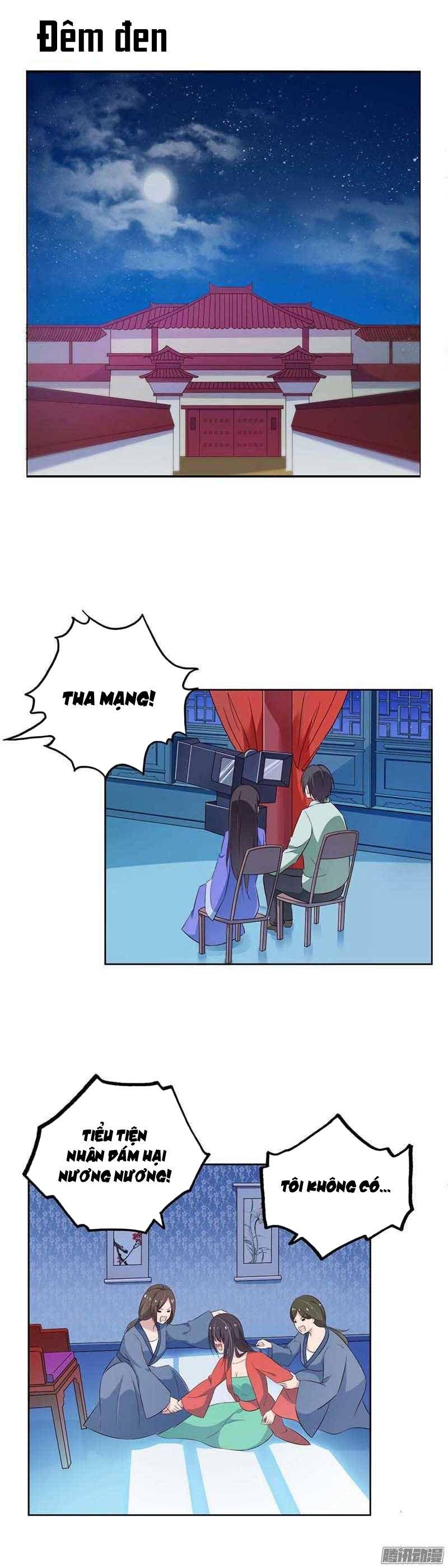 Bạn Trai Minh Tinh Bức Yêu – Chap 21