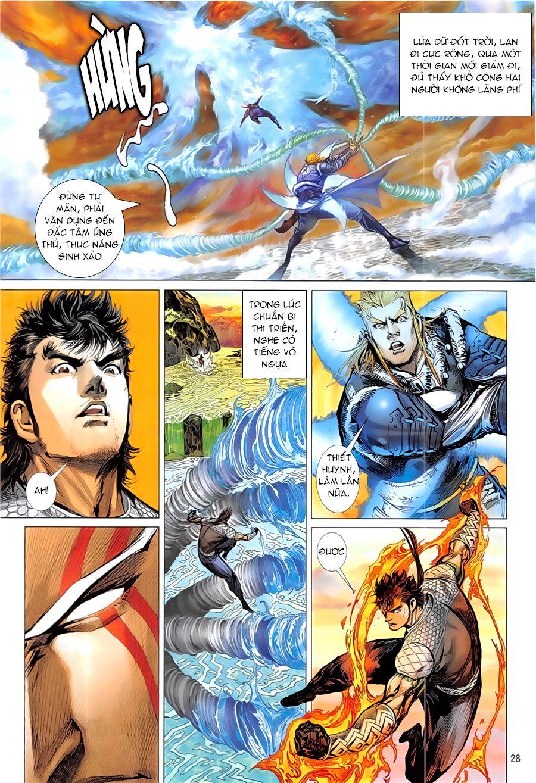 Thiết Tướng Tung Hoành Chapter 234