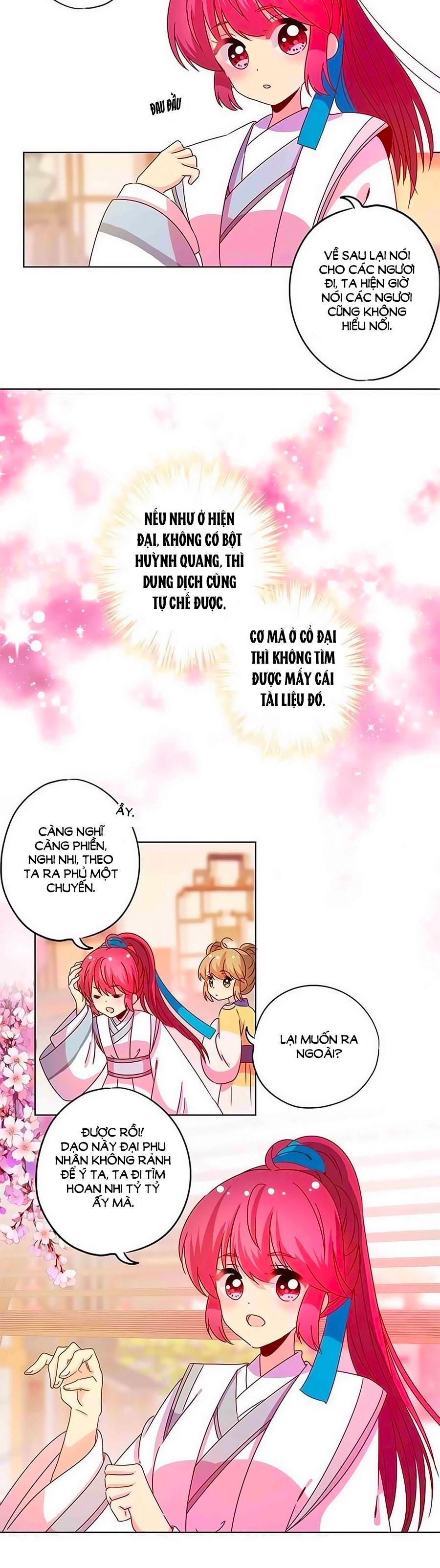 Hoàng Hậu Nương Nương Đích Năm Xu Đặc Hiệu chap 118 - Trang 7