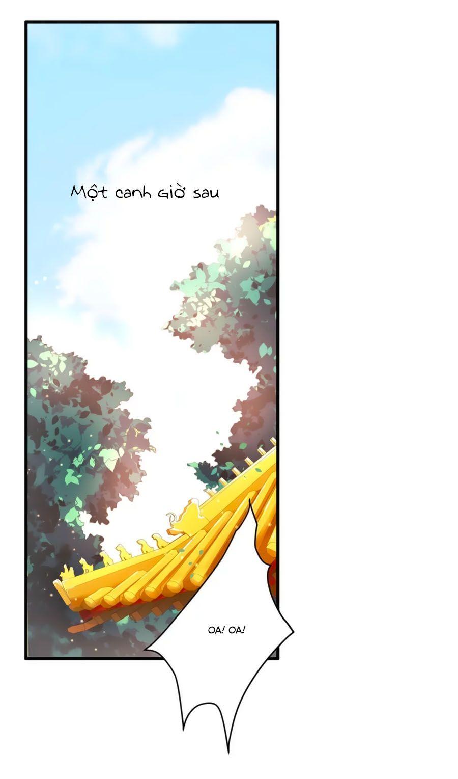 Khuynh Thế Y Phi Muốn Bỏ Chồng chap 6 - Trang 11
