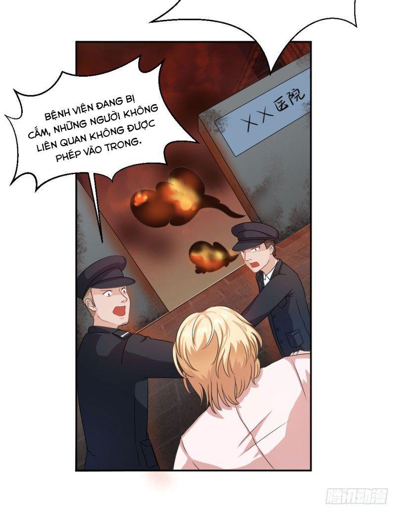 Cuộc Chiến Phía Sau Nhà Bếp chap 21 - Trang 14