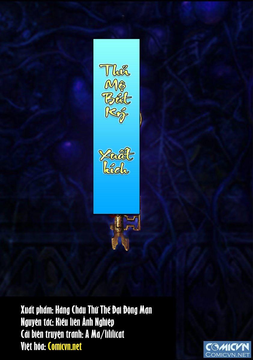 Thủ Mộ Bút Ký - Chap 64