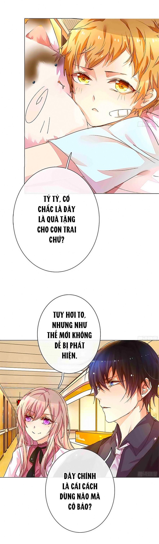 Hào Môn Tiểu Lãn Thê - Chap 37