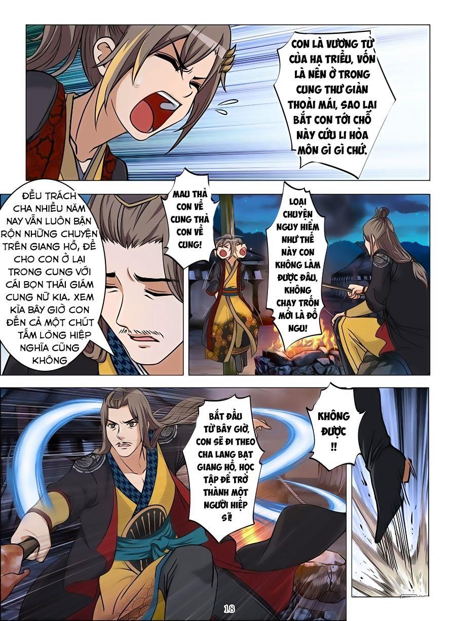 Hồn Thú Ký - Chap 1