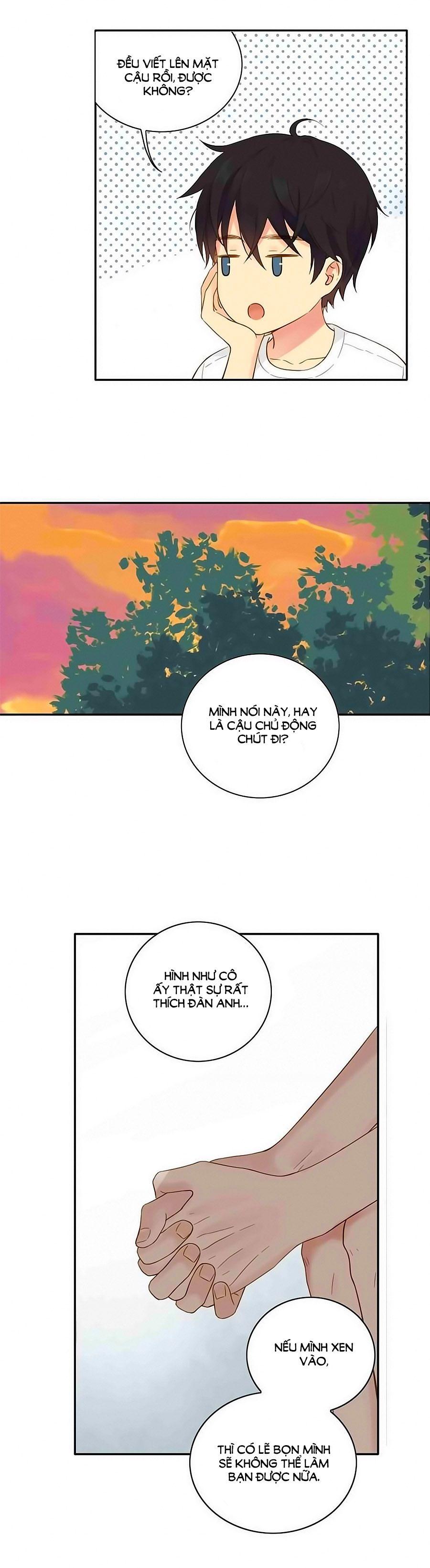 Bạc Hà Chi Hạ 2 chap 49 - Trang 12