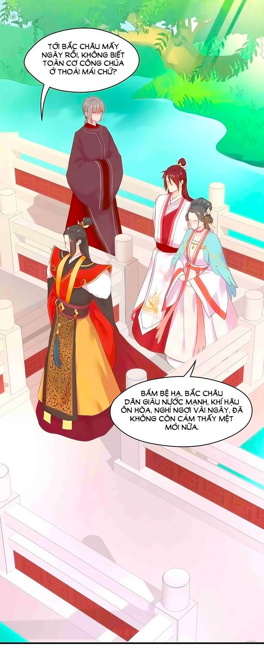 Thịnh Thế Đế Vương Phi - Chap 54