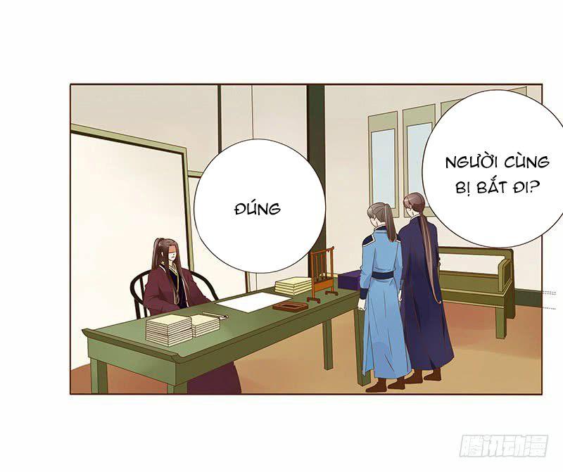 Đế Vương Trắc chap 105 - Trang 17