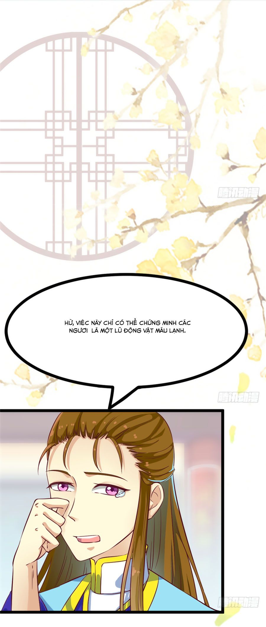Ngọc Vi Mai chap 12 - Trang 11