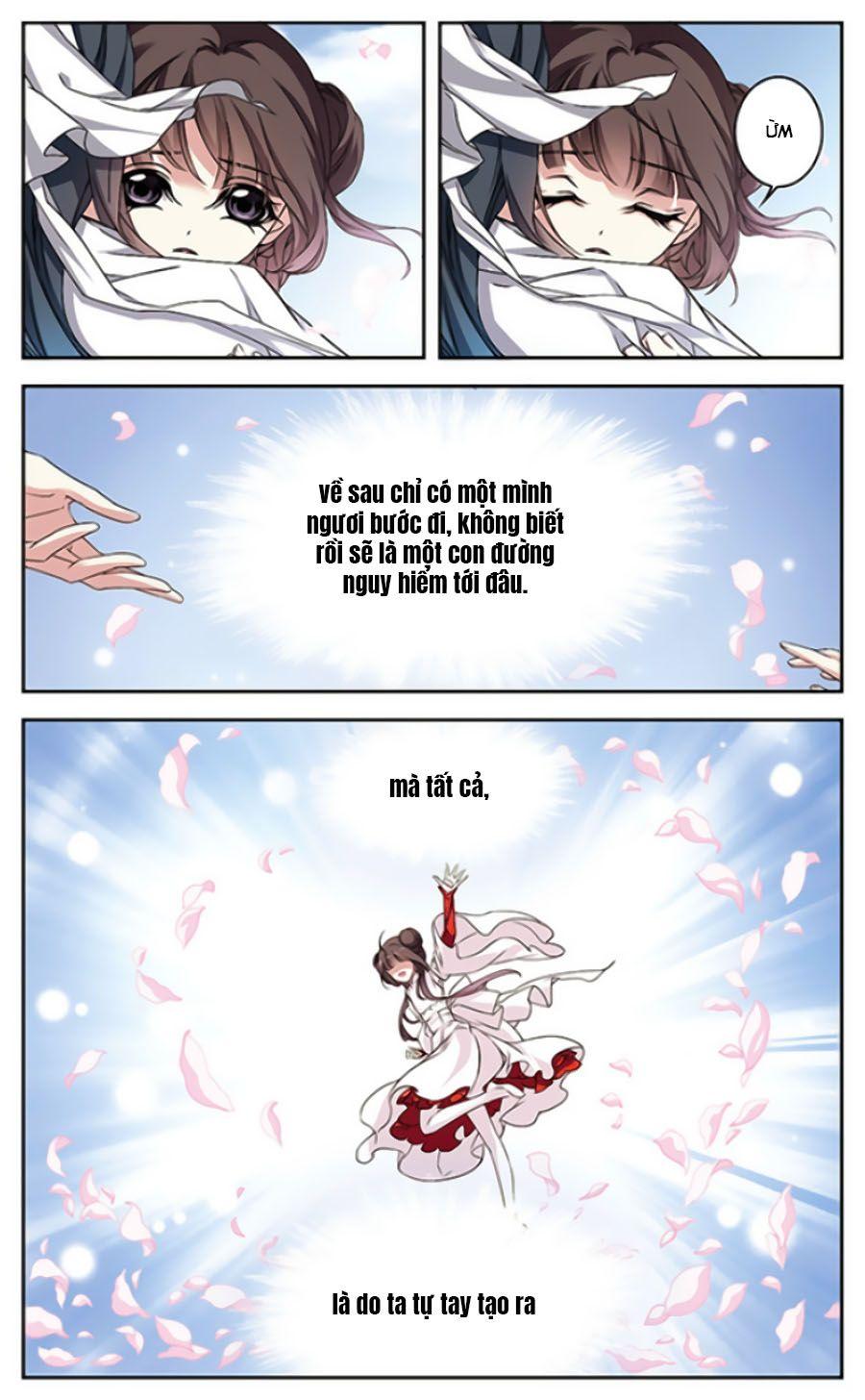Hoa Thiên Cốt Chap 132