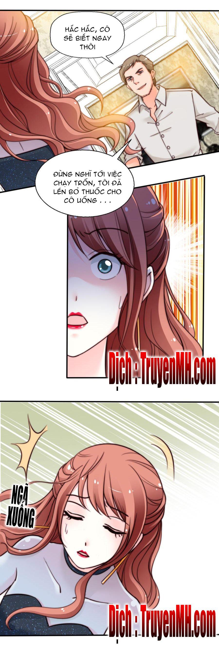Bí Mật Của Thiên Kim - Chap 40