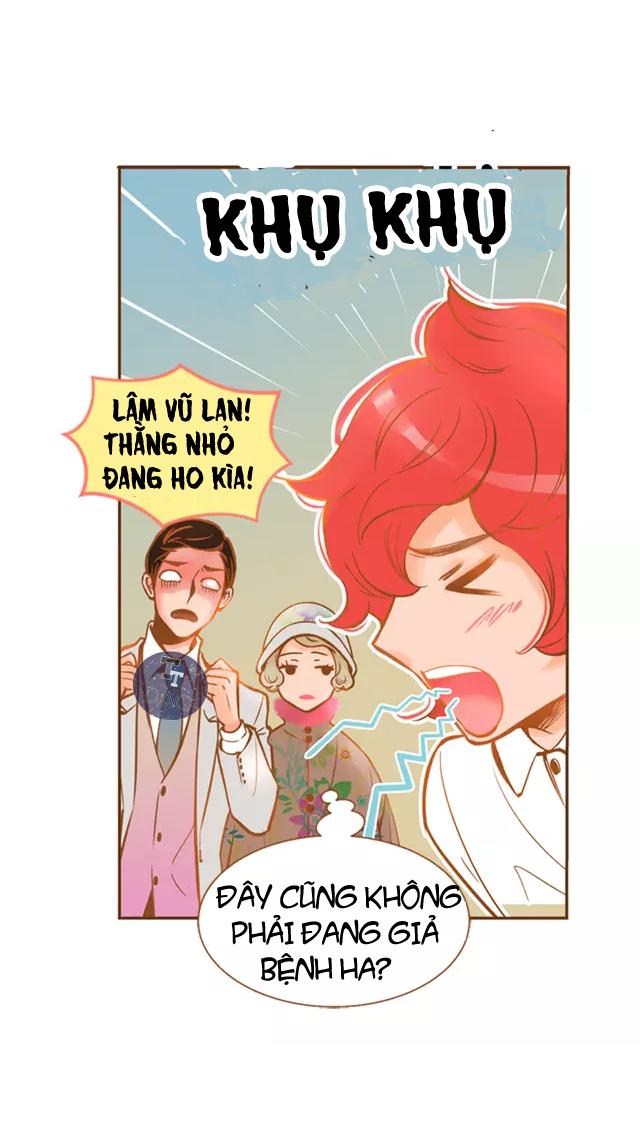 Tân Lang Nuôi Từ Thuở Bé Chap 9