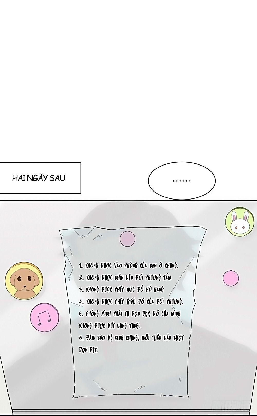 Nguyệt Lão Không Cho Phép Tôi Yêu Đương chap 4 - Trang 16