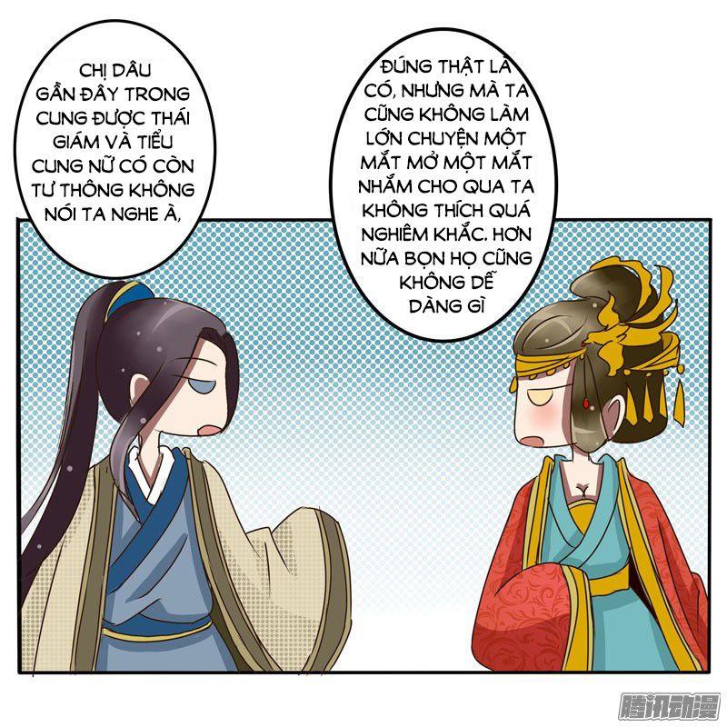 Thông Linh Phi Chap 29